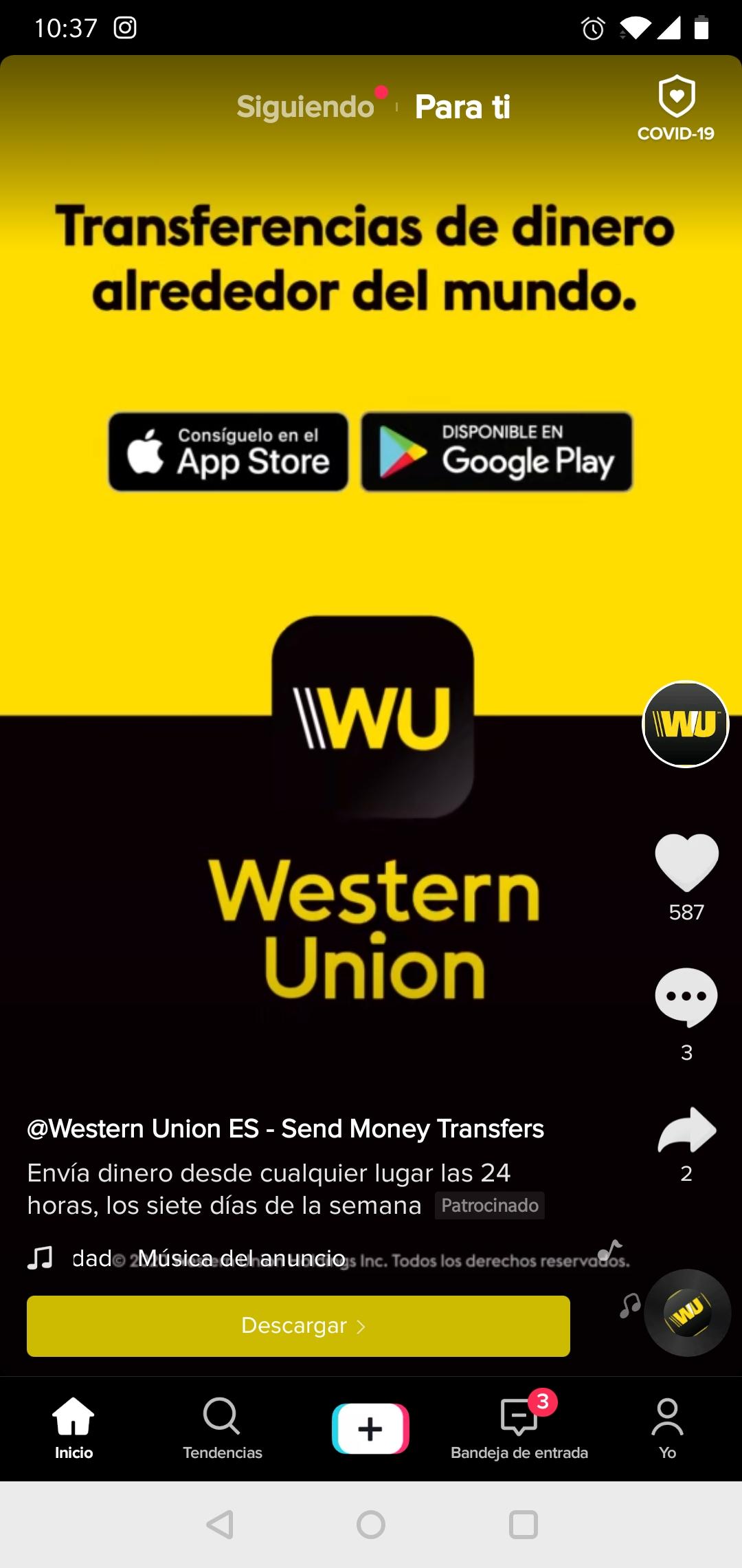 tiktok-westernUnion