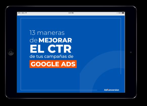 ebook CTR Google